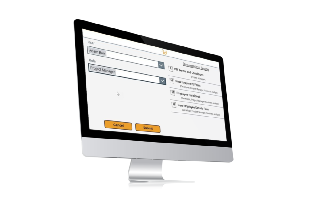 onBoarder intranet document management