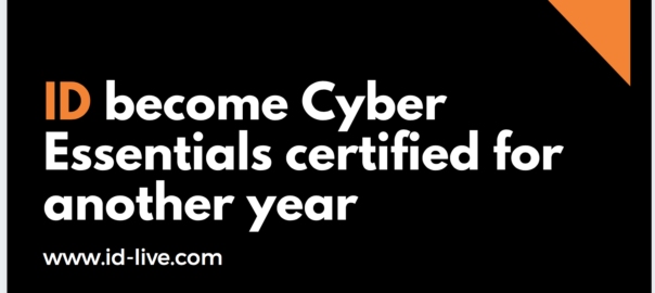 id become cyber essentials certified for another year