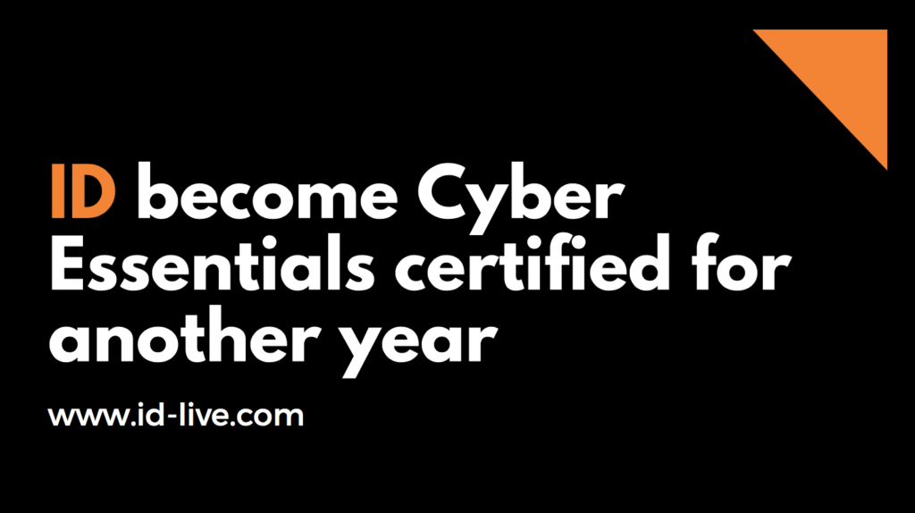 id become cyver essentials certified for another year