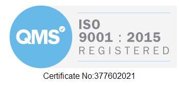 ID ISO 9001 cyber security certification